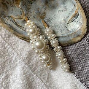 16cbd6461 verge girl · Hair pearl clips